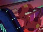 Flex Fighter Red
