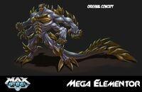 Mega Elementor