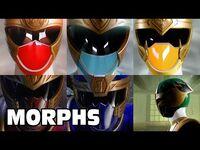 Ninja Storm - All Ranger Morphs - Power Rangers Official-2