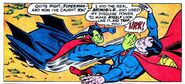 Composite Superman's (DC Comics) shapeshifting