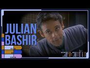 Julian Bashir- Personnel File