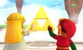 Link Zelda (The Legend of Zelda series) Absolute Restoration
