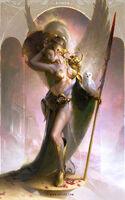Athena (Greco-Roman Mythology)