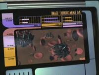 Borg nanites