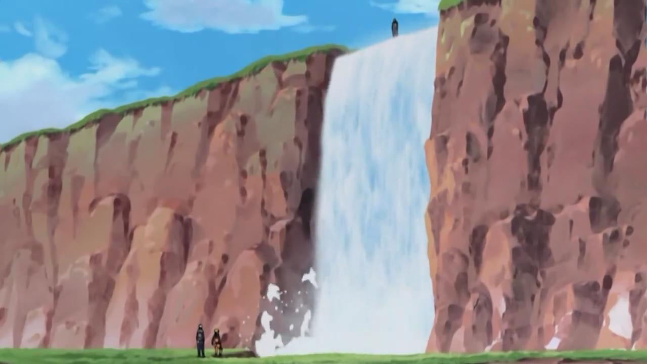 Waterfall Creation