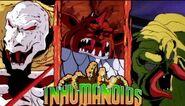 Inhumanoids (Inhumanoids)