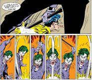 Joker brutalizing jason
