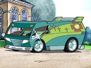 Mystery Machine (Shaggy & Scooby-Doo Get a Clue!)