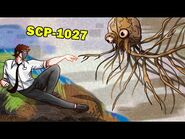 SCP-1027 Carnivorous CNS (SCP Animation)-2