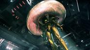 Baby Metroid help Samus