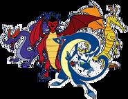 Dragons (Jake Long Universe)