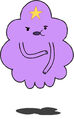 Lumpy Space Princess Adventure Time