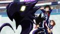 Team Midoriya is formed Fumikage Dark Shadow