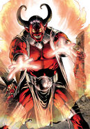 Trigon (DC Comics) casting