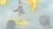 Pakura (Naruto) Scorch suns