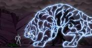 Azari's Lightning Panther Attack (Next Avengers)