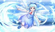 Cirno the Ice Fairy