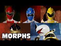 Dino Thunder - All Ranger Morphs - Power Rangers Official-2