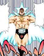 Mask De Masculine armor