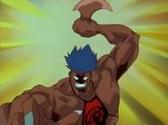 Axe Blade Fist