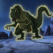 Ghost Dinosaur