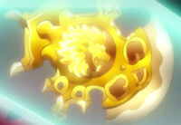 Regulus Nemea's Axe form
