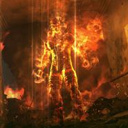 Man on Fire (MetalGear)