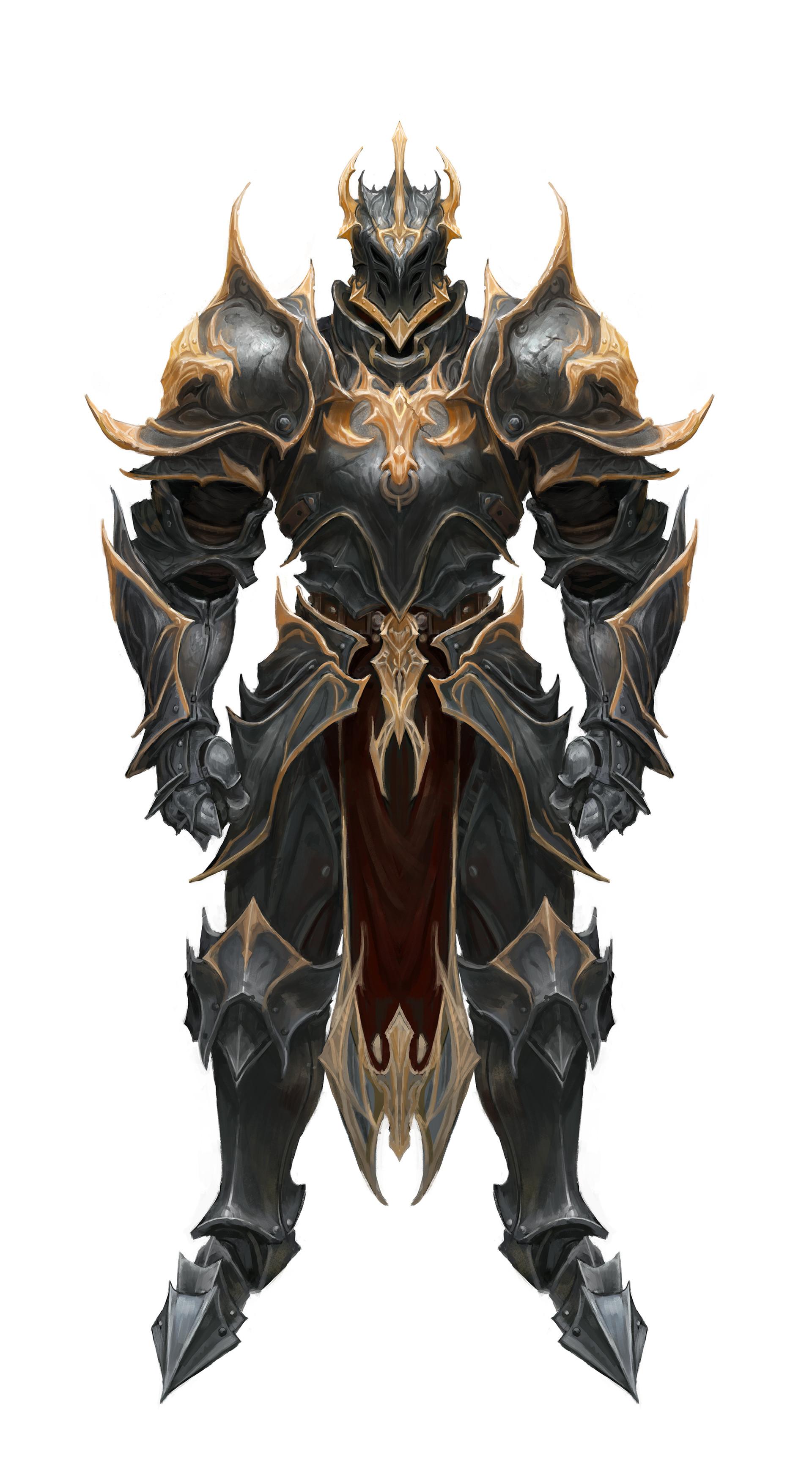 Cursed warrior 343/The Ornstien Elite