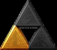 Triforce of Wisdom