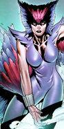 Cal'syee Neramani Deathbird (Earth-616) from Uncanny X-Men Vol 1 480 0001