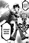 Naofumi's Shield of Wrath II Form