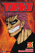 Zebra, the Delinquent of the Four Kings Toriko