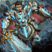 Artorigus, King of the Noble Knights - Yugioh