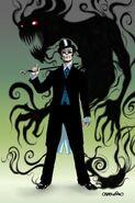 Richard Swift Shade DC Comics cool