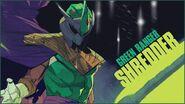Shredder Ranger