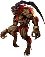 Ifrit from Final Fantasy VIII