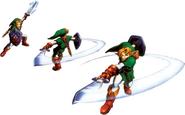 Link Spin Attack