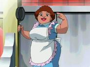 Sonic X Ella frying pan