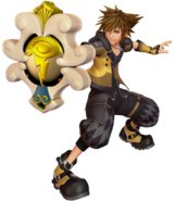 Sora (Guardian Form) KHIII
