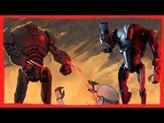 The True Terror of Super Battle Droids in the Clone Wars
