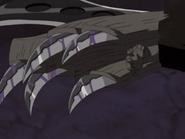 Third Kazekage's Retractable Claws