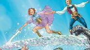Kole Weathers (DC Comics) surf