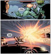 Optic Blast by Ultimate Cyclops