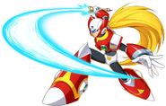 Rockman X DiVE Hunter Zero