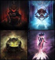 The Chaos Gods