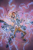 Karima Shapandar Omega Sentinel (Marvel Comics) Excalibur Vol 3 3 Textless