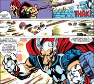 Lightning Induced Powers by Beta Ray Bill