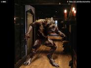 Werewolf dr who