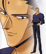 YYH Shinobu Sensui