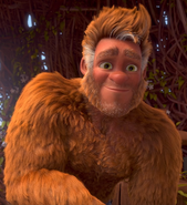 Bigfoot from The Son of Bigfoot